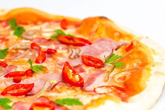 Как приготовить настоящую пиццу дома?
