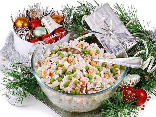 Как приготовить салат оливье: аппетитные рецепты