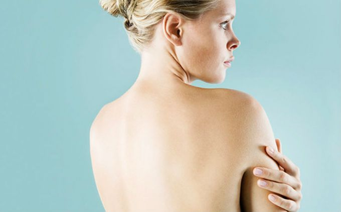 How to get rid of pimples on your back at home