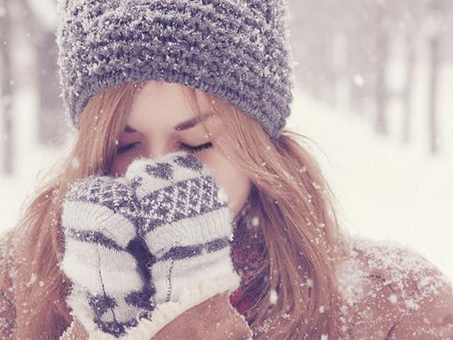 Как одеваться зимой и что делать, если вы замерзли на улице