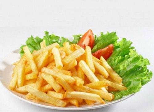 Как приготовить домашний картофель фри без масла