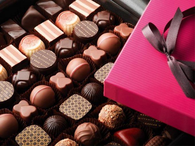 Как выбрать и правильно хранить шоколадные конфеты?