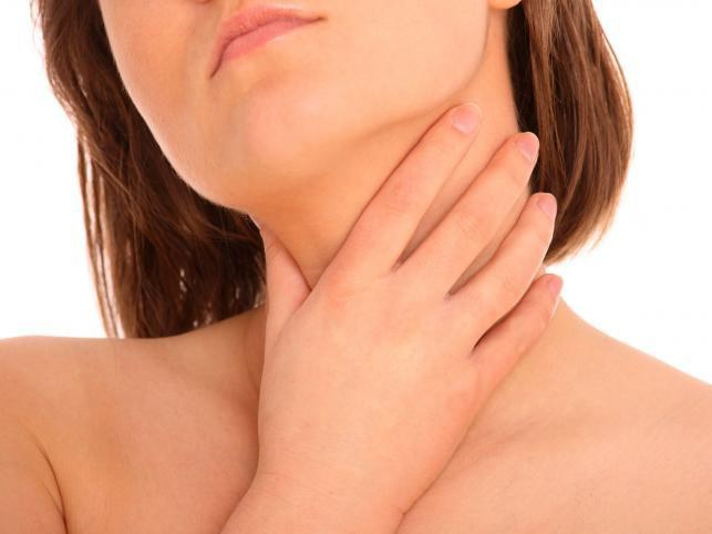 How to remove mucus in the throat