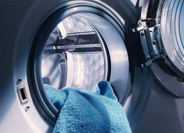 How to clean a washing machine with citric acid