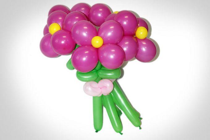 Из шариков