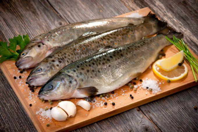 Как запечь в духовке рыбу в фольге
