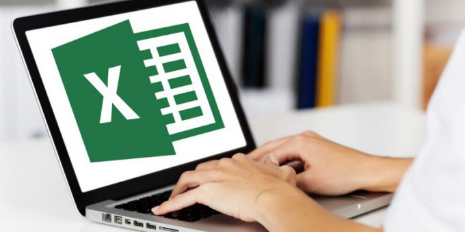 How to draw a table in Excel
