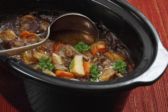 Как вкусно потушить картошку с мясом
