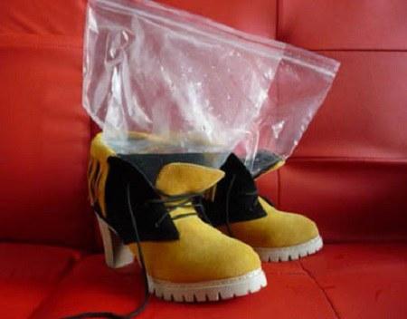 Как растянуть обувь в домашних условиях, OMJ