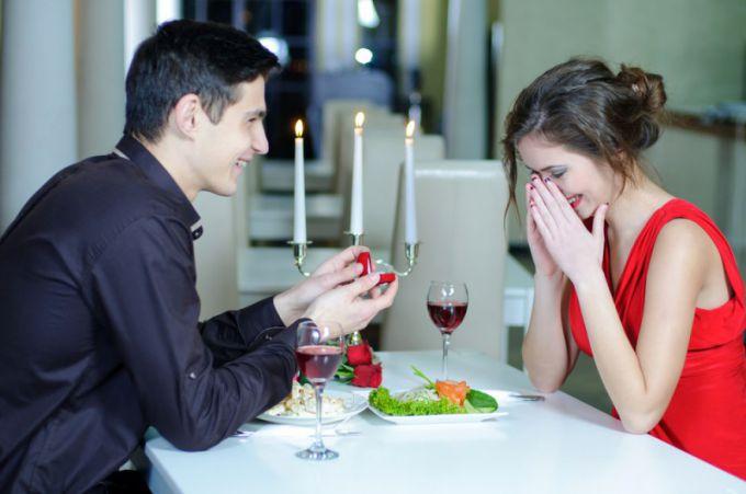 Как сделать предложение девушке прекрасно