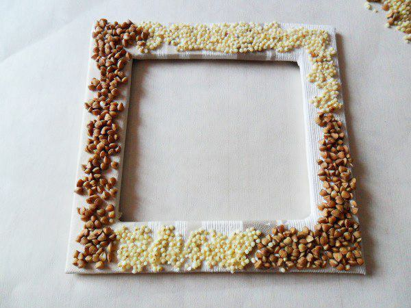 How to make picture frame.