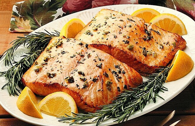 Keto Baked Salmon with Lemon and Butter  Diet Doctor