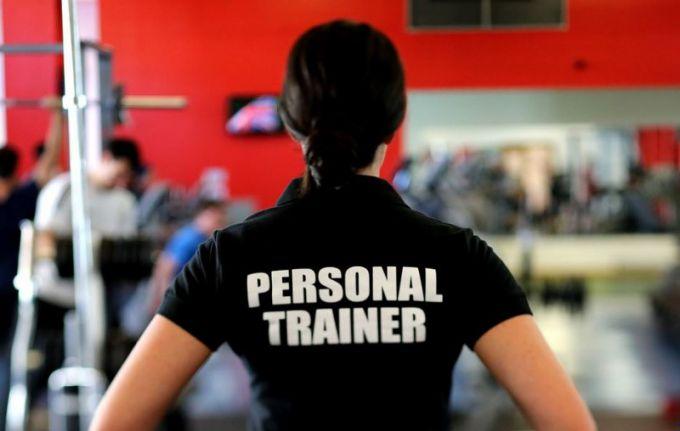 Персональный тренер разработает комплекс упражнений