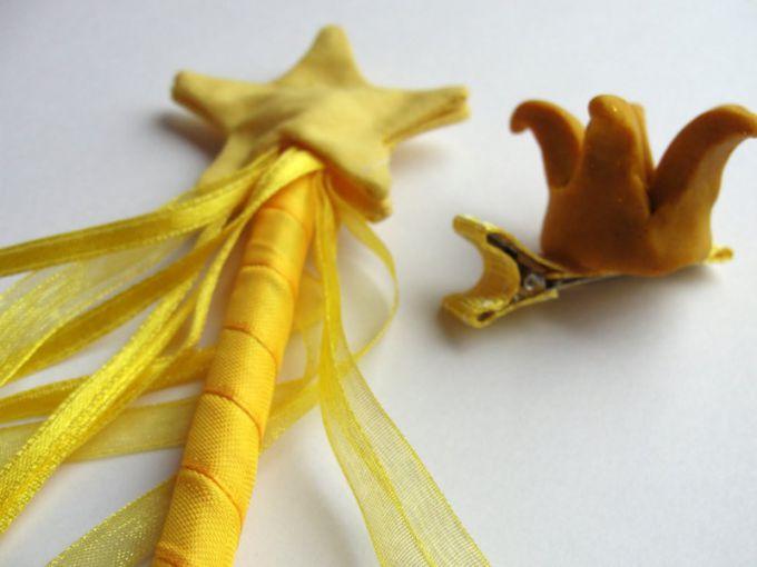 Волшебная палочка для ребенка из карандаша