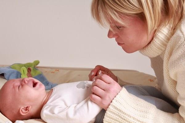 Как давать смекту грудничкам