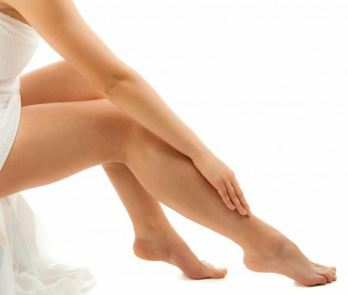 Как укрепить слабые ноги
