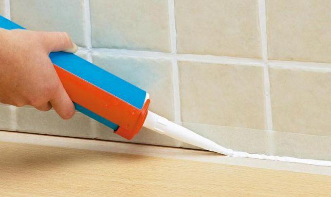 Герметик полиуретановый среднемодульный мастерская тортиллы мастика
