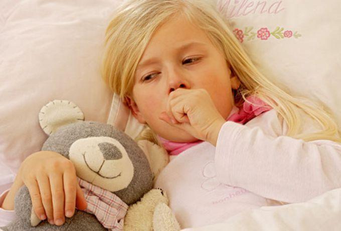 Постуральный дренаж для ребенка