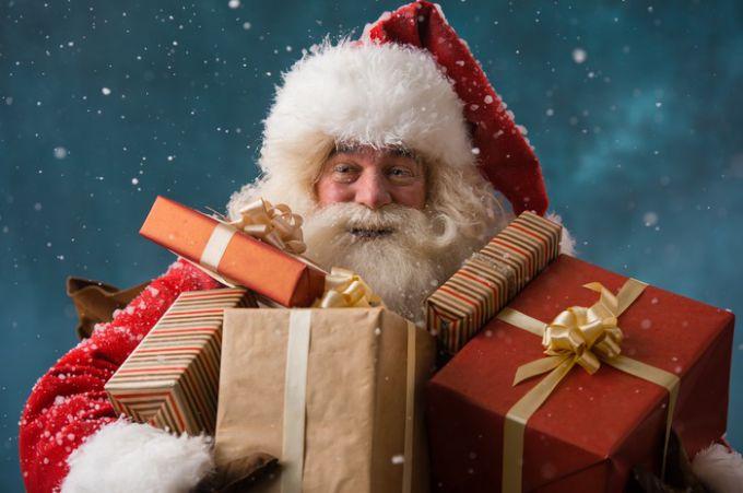 Станьте волшебником - превратитесь в Деда Мороза!
