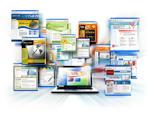 Сайты в интернете