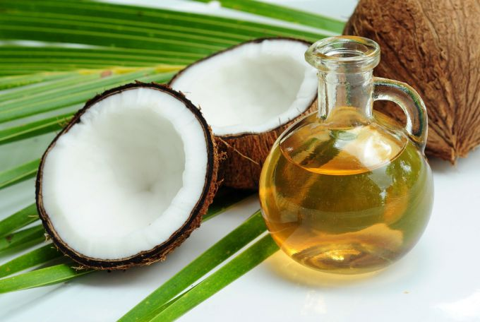 5 способов применения кокосового масла ?? Косметические продукты