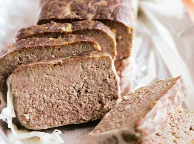 Рецепты печеночного паштета из свиной печени в домашних условиях 758
