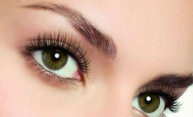 How to grow long and thick eyelashes at home