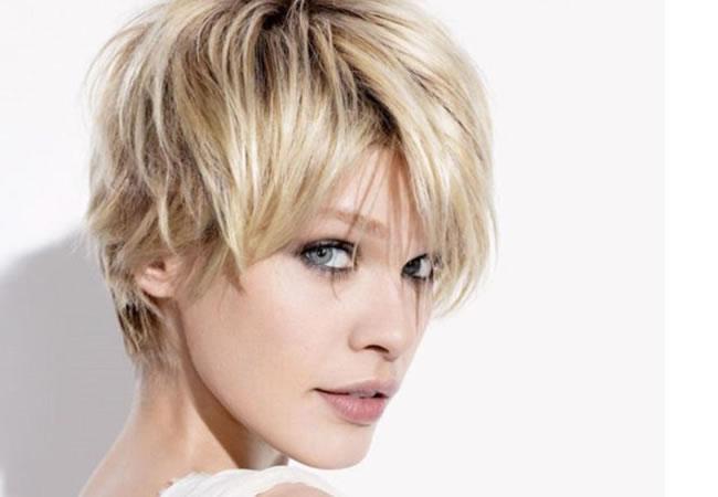 Тренд 2017 - стильные стрижки на волосах любой длины