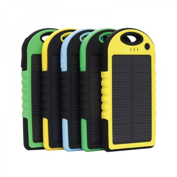 Как зарядить смартфон от солнца