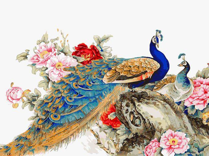 Как выбрать китайский набор для вышивки