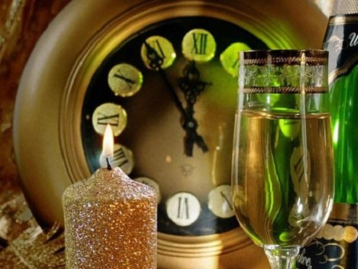 Новогодние гадания на желания
