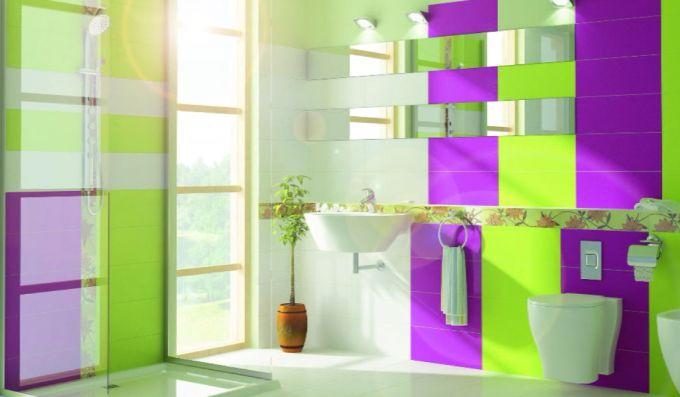Как выбрать хорошую плитку для ванной