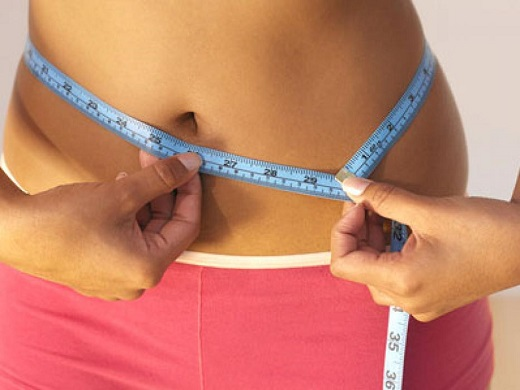 Slim waist at home
