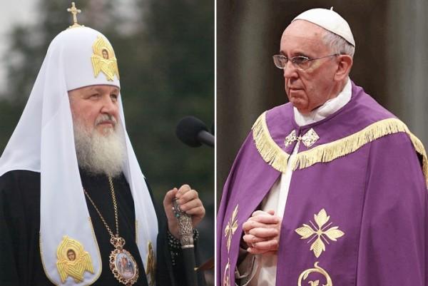 Первая встреча патриарха Московского Кирилла и Папы римского Франциска: основные тезисы обращения к миру