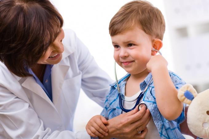 Ваш и ребенок и детский врач