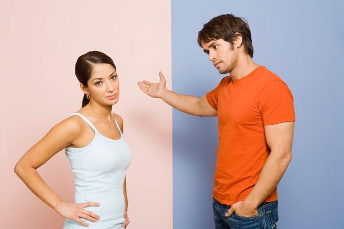 Как ссориться с любимым правильно