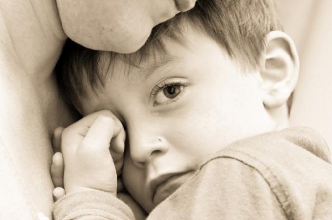 Как пережить уход отца из семьи