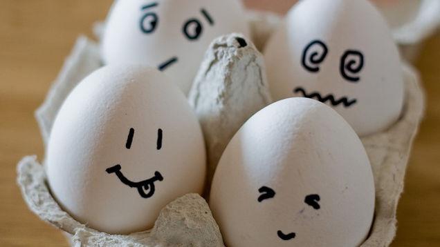 Яйца должны быть свежими