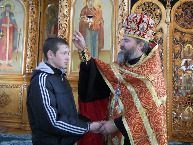 Как взять благословение православного священнослужителя