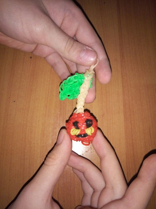 Готовая вишня