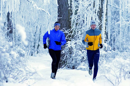 Benefits of running for health and longevity?