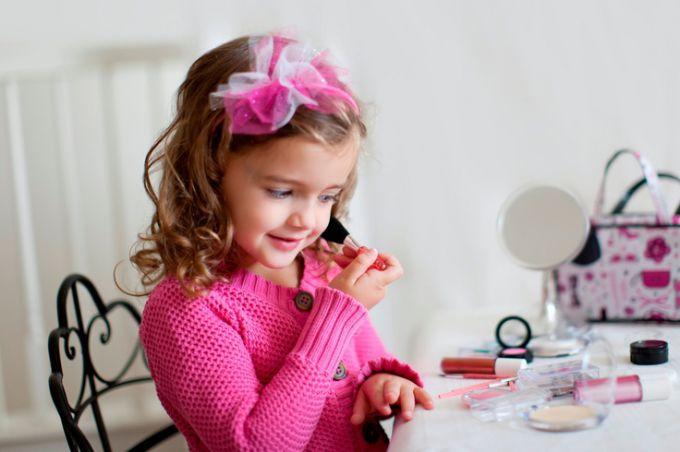 детская косметика