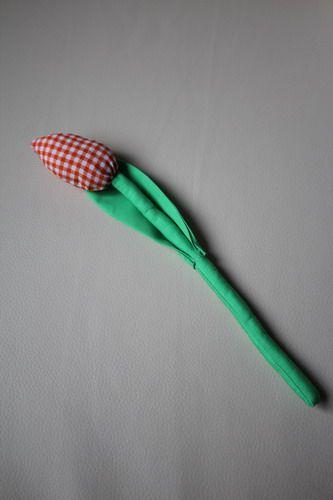 Как сшить тюльпан своими руками