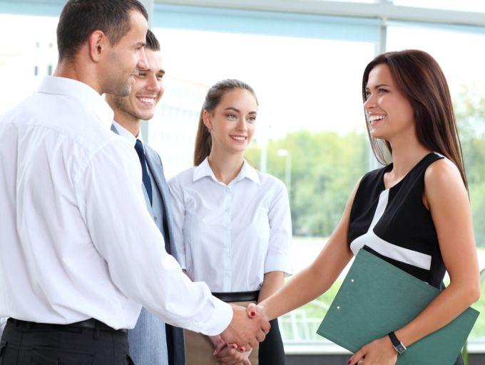 Как устроиться на работу в международную компанию