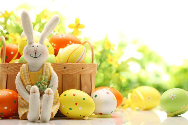 2 простых способа покрасить яйца на Пасху