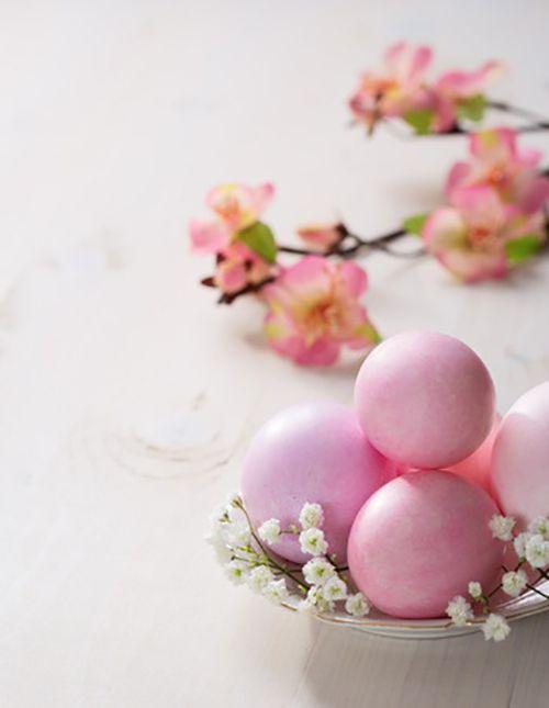 Чем в старину красили яйца