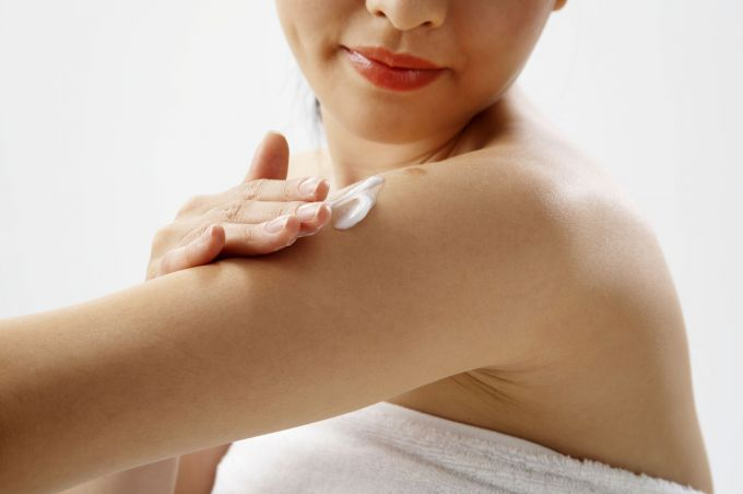 Этапы ухода за кожей тела