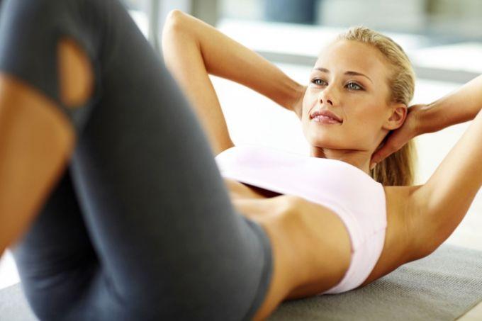 As women properly to make a thin waist
