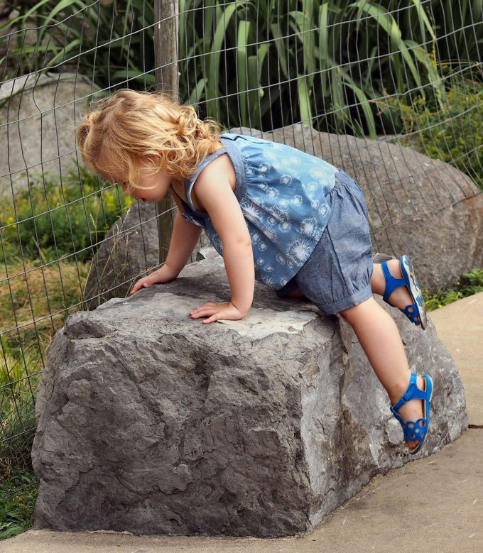 Страхи у детей от трёх до пяти лет