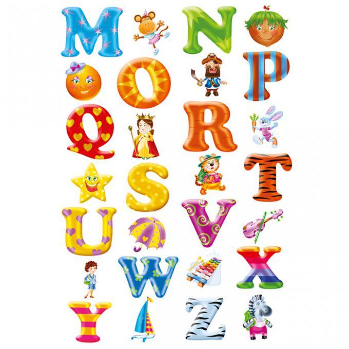 Как научить дошкольника английскому алфавиту